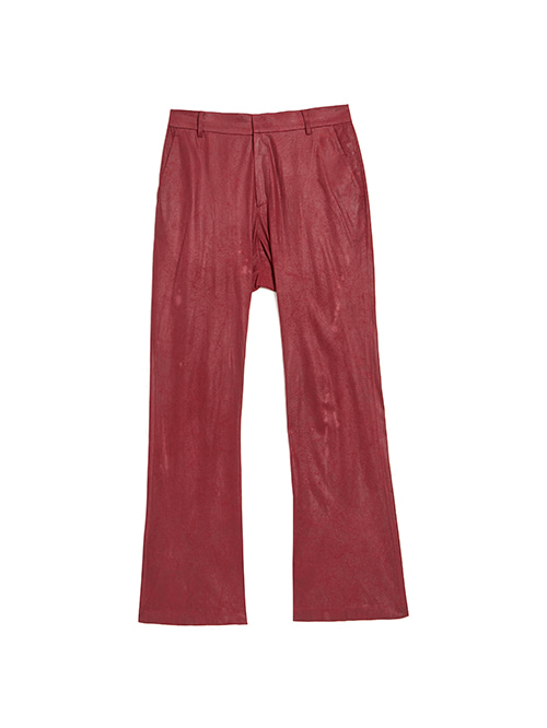 RED BOOTSCUT TROUSER